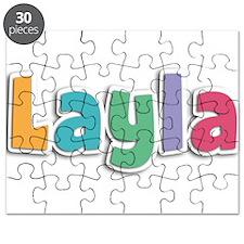 Layla Puzzle