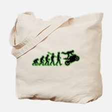 Stunt Riding Tote Bag