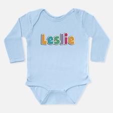 Leslie Long Sleeve Infant Bodysuit
