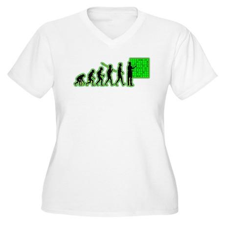 Sudoku Women's Plus Size V-Neck T-Shirt
