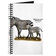 Mountain Zebra and Young Journal