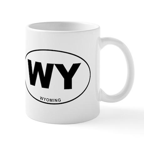 Wyoming State Mug