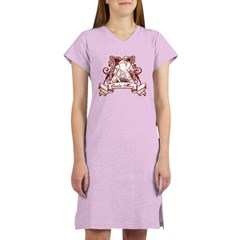 Hockey Goalie Mom Women's Nightshirt