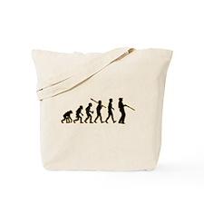 Trap Shooting Tote Bag