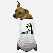 Tree Climbing Dog T-Shirt