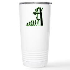 Tree Climbing Travel Mug