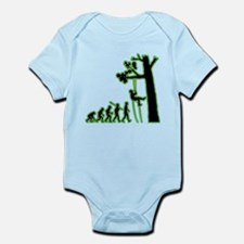 Tree Climbing Infant Bodysuit