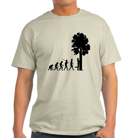 Tree Hugger Light T-Shirt