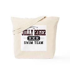 Jolly Roger Swim Team Tote Bag