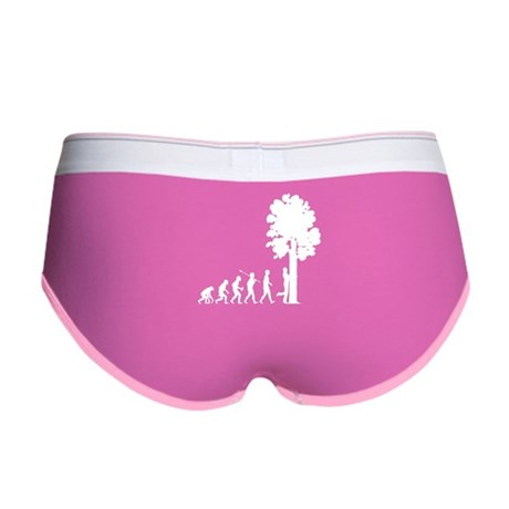 Tree Hugger Women's Boy Brief