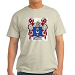 Murdelio Coat of Arms Ash Grey T-Shirt