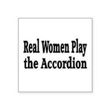 accordion11 Sticker