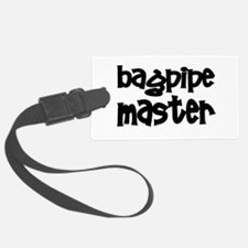 Pipe band Luggage Tag