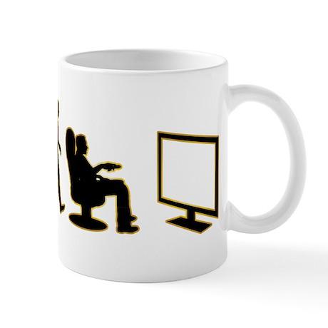 TV Watching Mug
