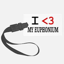 Euphonium Luggage Tag