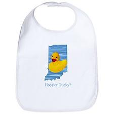 Hoosier Ducky? Bib