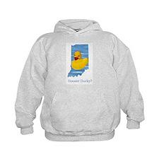 Hoosier Ducky? Hoodie