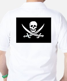 Jolly Roger Beer Pong Team T-Shirt