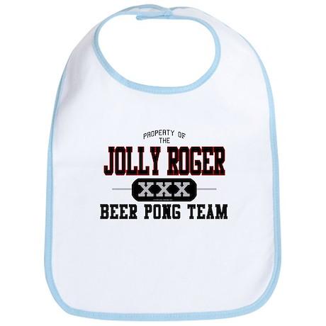 Jolly Roger Beer Pong Team Bib