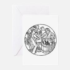Winemakers Greeting Cards (Pk of 10)