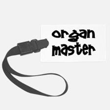 Organ Luggage Tag