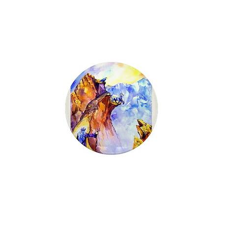 Christian designs Mini Button