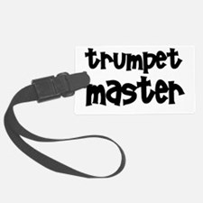 Trumpet Master Luggage Tag