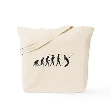 Yoyo Player Tote Bag