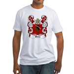 Mora Coat of Arms Fitted T-Shirt