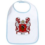 Mora Coat of Arms Bib