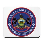Pennsylvania Brothers Mousepad