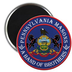 Pennsylvania Brothers Magnet