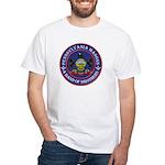 Pennsylvania Brothers White T-Shirt