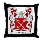 Mohyla Coat of Arms Throw Pillow