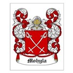 Mohyla Coat of Arms Small Poster