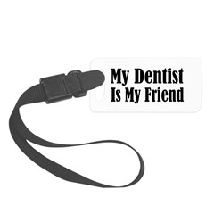 dentist28.png Luggage Tag