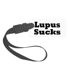 Lupus Luggage Tag