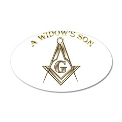 A Widows Son Wall Decal