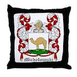 Micholowski Coat of Arms Throw Pillow