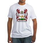 Micholowski Coat of Arms Fitted T-Shirt