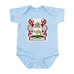 Micholowski Coat of Arms Infant Creeper