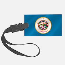 Flag of Minnesota Luggage Tag
