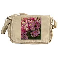 Morning Wildflowers Messenger Bag