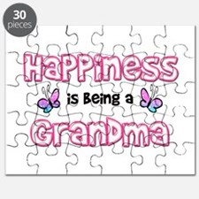 Cute Grandmother Puzzle