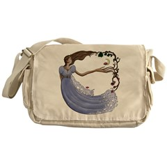 The Princess Messenger Bag
