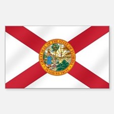 State Flag of Florida Decal
