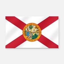 State Flag of Florida Rectangle Car Magnet