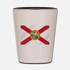 State Flag of Florida Shot Glass