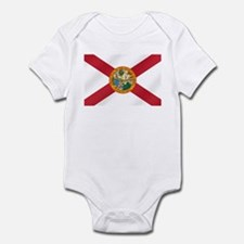 State Flag of Florida Infant Bodysuit