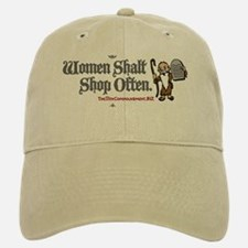 Women Shalt Shop Often Baseball Baseball Cap